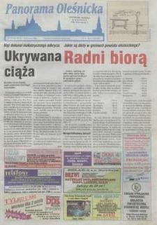 Panorama Oleśnicka: tygodnik Ziemi Oleśnickiej, 1999, nr 11 (403)