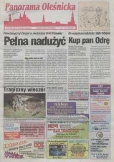 Panorama Oleśnicka: tygodnik Ziemi Oleśnickiej, 1999, nr 17 (409)