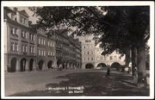 Jelenia Góra - Plac Ratuszowy [Dokument ikonograficzny]