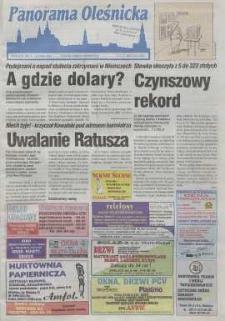 Panorama Oleśnicka: tygodnik Ziemi Oleśnickiej, 1999, nr 18 (410)