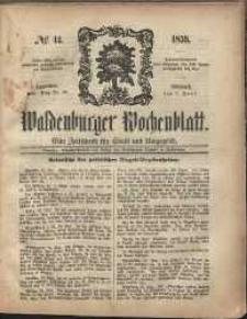 Waldenburger Wochenblatt, Jg. 5, 1859, nr 44