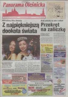 Panorama Oleśnicka: tygodnik Ziemi Oleśnickiej, 1999, nr 24 (416)
