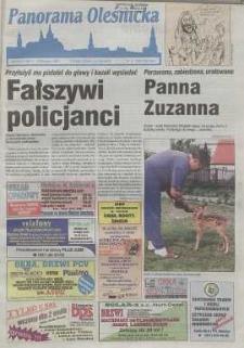 Panorama Oleśnicka: tygodnik Ziemi Oleśnickiej, 1999, nr 25 (417)