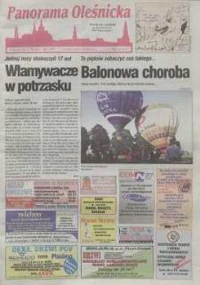 Panorama Oleśnicka: tygodnik Ziemi Oleśnickiej, 1999, nr 26 (418)