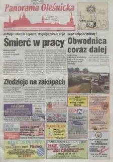 Panorama Oleśnicka: tygodnik Ziemi Oleśnickiej, 1999, nr 28 (420)