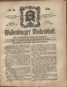 Waldenburger Wochenblatt, Jg. 5, 1859, nr 64