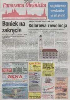 Panorama Oleśnicka: tygodnik Ziemi Oleśnickiej, 1999, nr 39 (431)