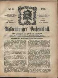 Waldenburger Wochenblatt, Jg. 5, 1859, nr 76
