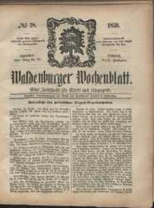 Waldenburger Wochenblatt, Jg. 5, 1859, nr 78