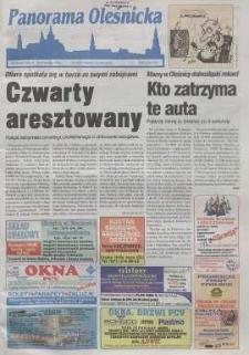 Panorama Oleśnicka: tygodnik Ziemi Oleśnickiej, 1999, nr 40 (432)
