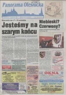 Panorama Oleśnicka: tygodnik Ziemi Oleśnickiej, 1999, nr 46 (438)