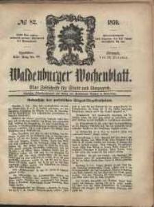Waldenburger Wochenblatt, Jg. 5, 1859, nr 82