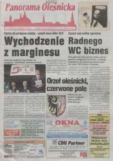 Panorama Oleśnicka: tygodnik Ziemi Oleśnickiej, 1999, nr 49 (441)