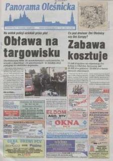 Panorama Oleśnicka: tygodnik Ziemi Oleśnickiej, 1999, nr 50 (442)