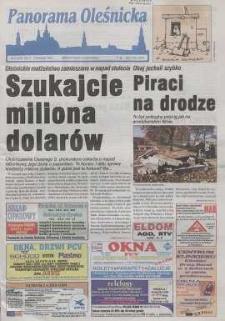 Panorama Oleśnicka: tygodnik Ziemi Oleśnickiej, 1999, nr 52 (444)