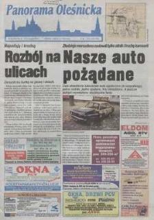 Panorama Oleśnicka: tygodnik Ziemi Oleśnickiej, 1999, nr 56 (448)
