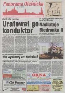 Panorama Oleśnicka: tygodnik Ziemi Oleśnickiej, 1999, nr 61 (453)