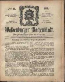 Waldenburger Wochenblatt, Jg. 5, 1859, nr 99
