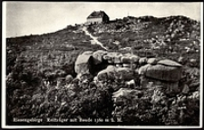 Riesengebirge. Reifträger mit Baude 1360 m ü. M. [Dokument ikonograficzny]