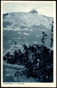 Karkonosze - schronisko Na Szrenicy [Dokument ikonograficzny]