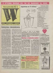 Wiadomości Oławskie, 1995, nr 1 (91)