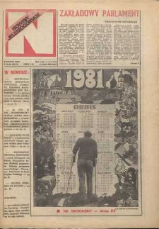 Nowiny Jeleniogórskie : tygodnik PZPR, R. 24, 1981, nr 18 (1179)