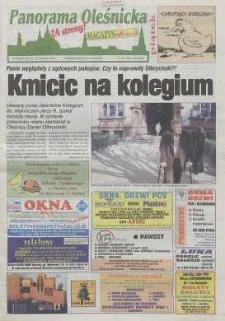 Panorama Oleśnicka: tygodnik Ziemi Oleśnickiej, 2000, nr 32 (491)