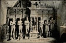 Gryfów Śląski - nagrobek rodziny Schaffgotschów [Dokument ikonograficzny]