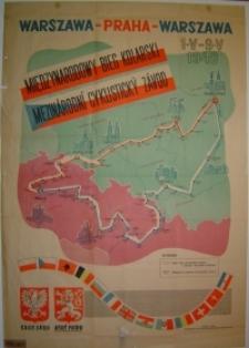 Międzynarodowy Bieg Kolarski - Warszawa - Praha - Warszawa (1-9.V.1948) = Mezinárodní Cyklistický Závod - Warszawa - Praha - Warszawa (1-9.V.1948)