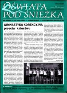 Oświata pod Śnieżką, 2003, nr 2 (2)