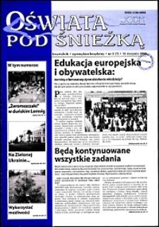 Oświata pod Śnieżką, 2004, nr 3 (7)