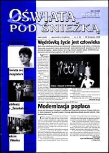 Oświata pod Śnieżką, 2004, nr 4 (8)