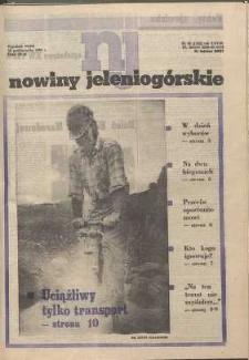 Nowiny Jeleniogórskie : tygodnik PZPR, R. 28, 1985, nr 42 (1402)