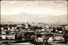 Jelenia Góra - Cieplice - widok ogólny [Dokument ikonograficzny]