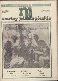 Nowiny Jeleniogórskie : tygodnik PZPR, R. 29, 1986, nr 33 (1147!)