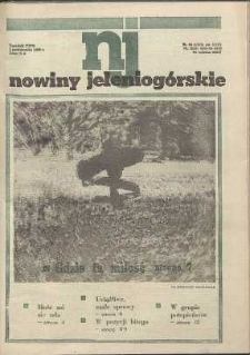 Nowiny Jeleniogórskie : tygodnik PZPR, R. 29, 1986, nr 39 (1153!)