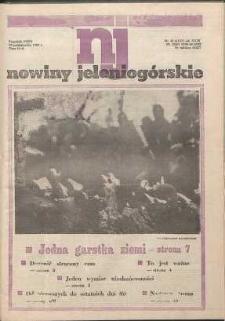 Nowiny Jeleniogórskie : tygodnik PZPR, R. 29, 1986, nr 43 (1157!)
