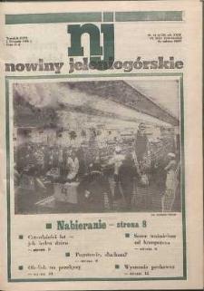 Nowiny Jeleniogórskie : tygodnik PZPR, R. 29, 1986, nr 44 (1158!)