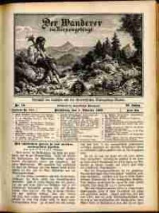 Der Wanderer im Riesengebirge, 1909, nr 10