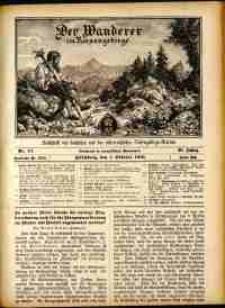Der Wanderer im Riesengebirge, 1910, nr 10