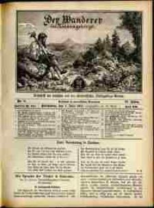 Der Wanderer im Riesengebirge, 1911, nr 6
