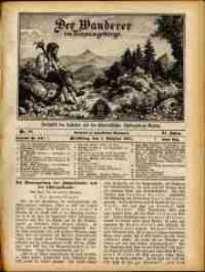 Der Wanderer im Riesengebirge, 1911, nr 10