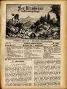 Der Wanderer im Riesengebirge, 1911, nr 11