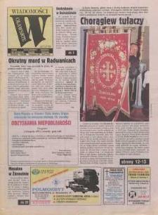 Wiadomości Oławskie, 1997, nr 45 (236)