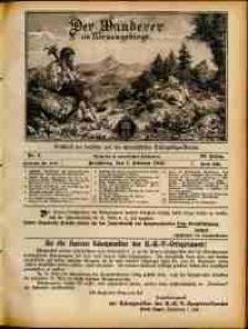 Der Wanderer im Riesengebirge, 1912, nr 4