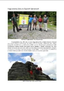 Flaga Jeleniej Góry na Śląskich Kamieniach [Dokument elektroniczny]
