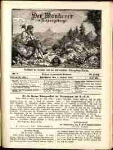 Der Wanderer im Riesengebirge, 1915, nr 8