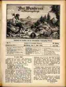 Der Wanderer im Riesengebirge, 1912, nr 7