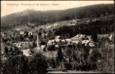 Schreiberhau - Weissbachtal mit dem Sanatorium u. Hochstein [Dokument ikonograficzny]