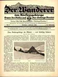 Der Wanderer im Riesengebirge, 1926, nr 2
